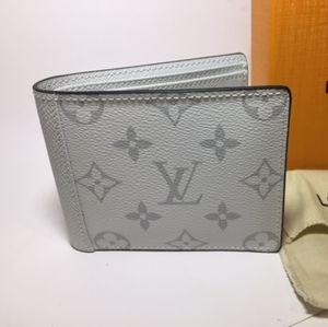 Louis Vuitton Antarctica Wallet Authentic